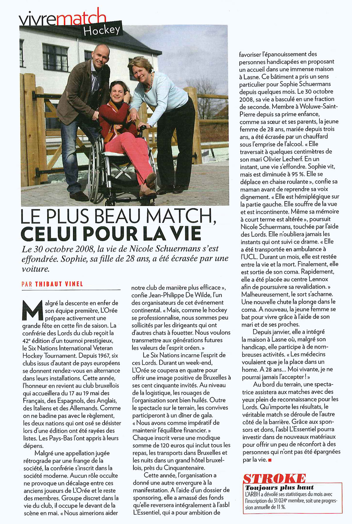 ParisMatch Sophie
