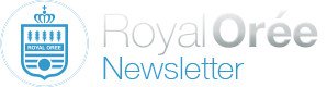 Royal Oree Newsletter